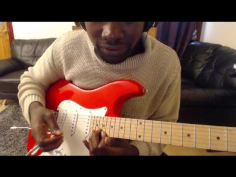 HOW TO PLAY HIGHLIFE GUITAR USING 3RDS (reupload)