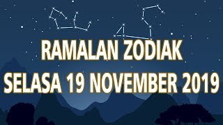 Ramalan Zodiak Hari Ini Selasa 19 November 2019, Cancer Hindari Minum Dingin