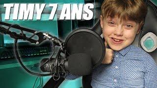 LE RETOUR DE TIMY 7 ANS !