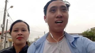 Cuộc sống Hàn Quốc -  Tập 1 -Dân Hàn có khác dân Việt Mình - Đi chợ ngoài trời hàn quốc gần nhà