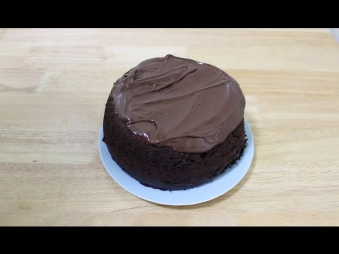 Video Rice Cooker Chocolate Cake Recipe