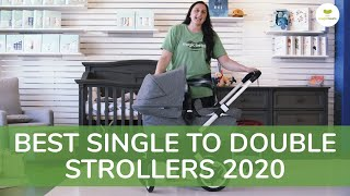 Best Strollers that Convert to Double | Nuna, UPPAbaby, Bugaboo, Silver Cross