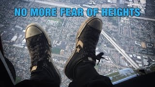 Acrophobia - Getting Over a Fear of Heights