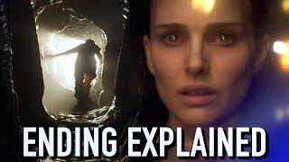 The Ending Of Annihilation Explained