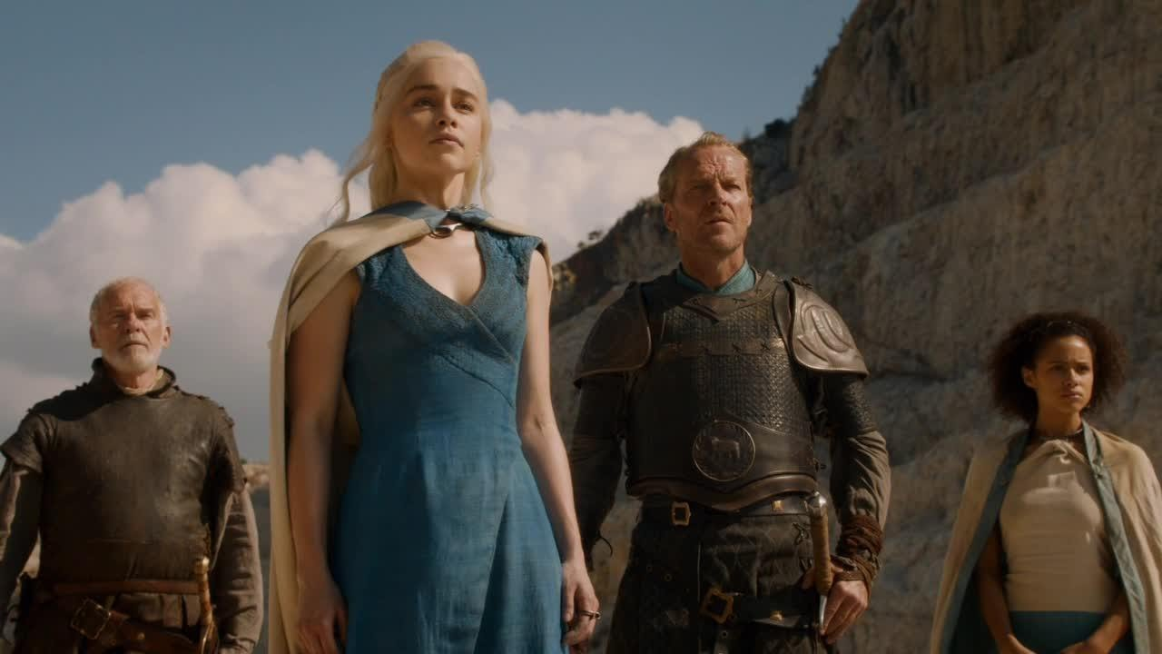 There's A New Game Of Thrones Trailer. You Should Go And Watch That.