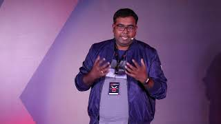Make The Guy In The Mirror Your Best Friend | Sandeep Balan | TEDxFORESchool