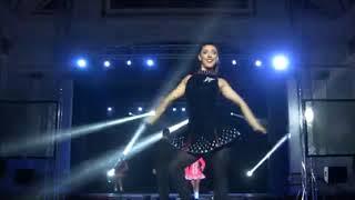Irish Dance Costume Catwalk - Lumiere De Doire (act 10) - Doire Dress Designs