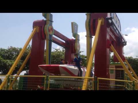 Video Bermain prahu layar wisata bahari tanjung kodok ( wbl ) 2016