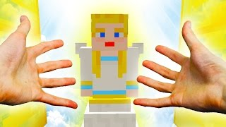 REALISTIC MINECRAFT   STEVE GOES TO HEAVEN! 😇