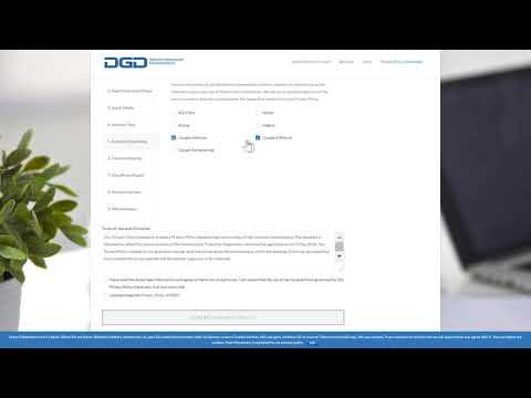 DSGVO Muster Datenschutzerklärung Generator kostenlos