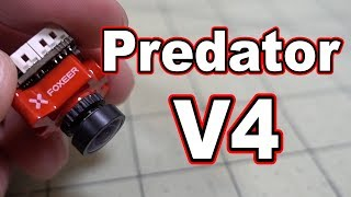 Foxeer Predator Micro v4 FPV Camera Review ????