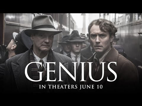 Genius (Trailer)
