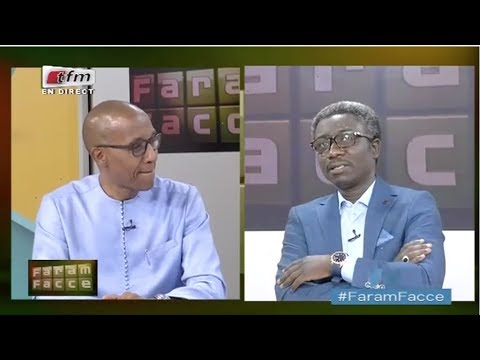 REPLAY - Faram Facce - Invité : ABDOUL MBAYE - 11 Juillet 2018