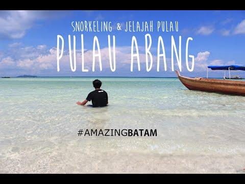 Video My Trip My Adventure: Pulau Abang Batam
