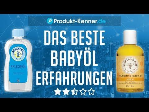 [FAZIT] BESTES Babyöl Erfahrungen + Review | Penaten Pflege Öl vs. Burt's Bees Öl | TEST!