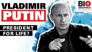 Vladimir Putin - KGB to President... for Life? - Biography