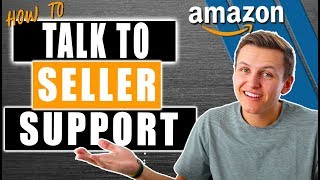 How To Call Amazon Seller Support in 30 Seconds!!