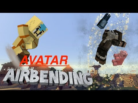 Minecraft Mod Review | Avatar Out Of The Iceberg