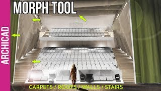 How to create anything in ArchiCAD - Part 4: Morph Tool