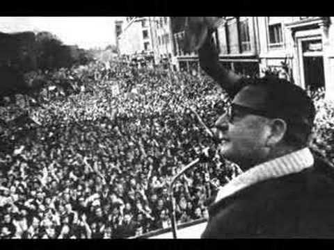 Ultimo Discurso de Salvador Allende, el 11 Sept 1973