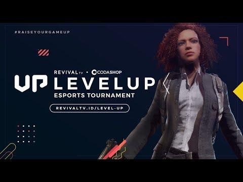 [LIVE PUBGM] RevivaLTV • CODASHOP - Level Up! Esports Tournament Wave 2 Final Day