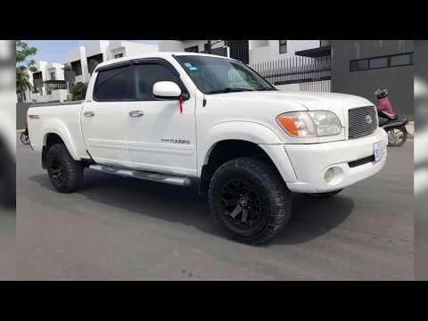 Toyota Tundra 2005 Limited Full Option ប៉ុ១ ឡានលក់ Car for Sell Tel 086361168 តំលៃពិសេស $16300