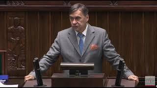 Przewodniczący komisji do spraw kontroli państwowej, Wojciech Szarama, zakładał, że z oświadczeniami majątkowymi Banasia nie ma żadnych problemów.