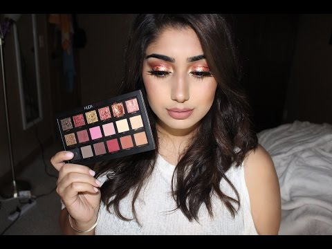 Huda Beauty Textured Shadows Palette Rose Gold Edition Price In