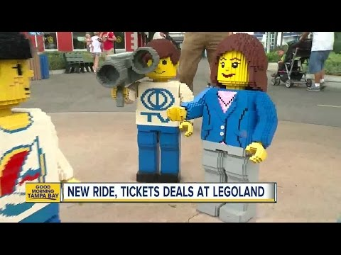 Legoland snaps into summer with a new Ninjago 3D ride, new Beach Retreat hotel and new ticket deals