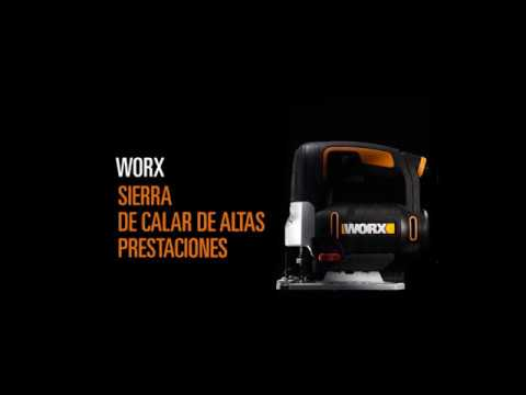 Sierra de Calar WORX - WX478.1 650W