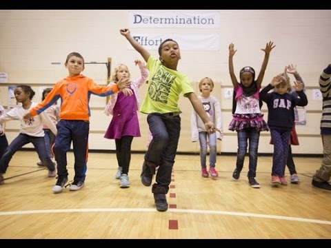 Check out how The Cowles Center is giving Minnesota first grader students their First Moves right at their elementary schools.