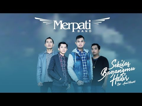 Merpati Band Rilis Serentak Radio Lagu Sekilas Bayangmu Hadir