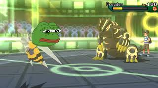 This is Why Mega Beedrill is The Best. Pokemon Ultra Sun Ultra Moon.