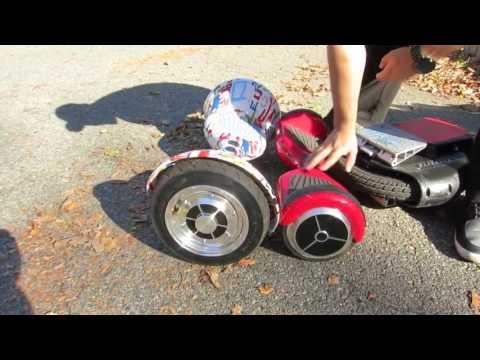 10 Inch Wheel Hoverboard Review and Comparison