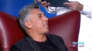 المطرب الاردني عمر العبداللات في حوار مع المذيع السعودي تحول الى خلاف سياسي تحميل MP3