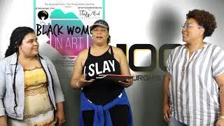 Kiki Interview On Black Women In Art