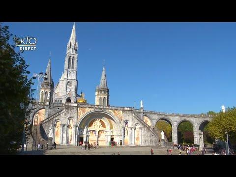 Messe de 10h à Lourdes du 26 septembre 2021