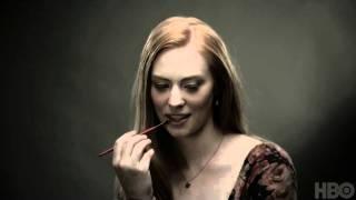 Screen test - Jessica Hamby