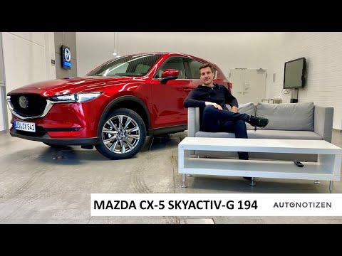 2021 Mazda CX-5: Eine Alternative zu Hyundai Tucson und VW Tiguan? SUV im Review, Test, Fahrbericht