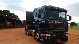 Scania Volvo E Iveco Desfilando No 9 Eixo Top De Mais
