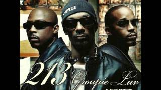 213 - Groupie Luv ( G. Funk Grown Folks Remix ). Produced by Warren G.