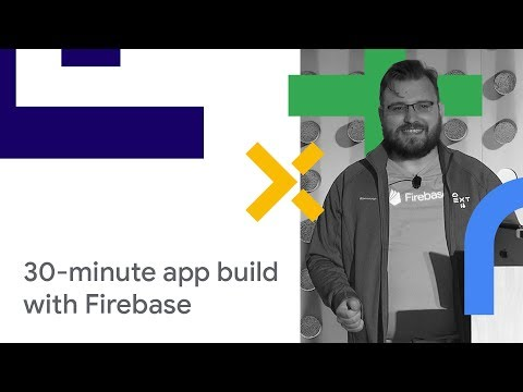 Build A Cross-Platform Mobile App In 30 Minutes With Firebase (Cloud Next '18) Mp3