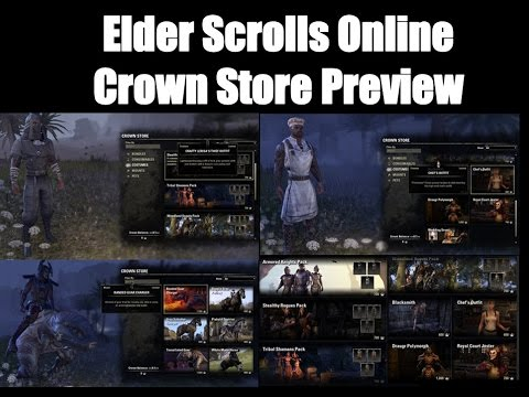 Elder Scrolls Online Tamriel Unlimited 3000 Crown Pack