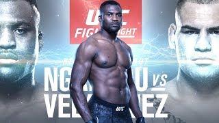 UFC On ESPN (Cain Velasquez vs Francis Ngannou) - My Thoughts