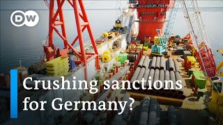US sanctions against Germany: How dangerous is Nord Stream 2? | To the point