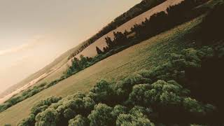 My Dron FPV video natural