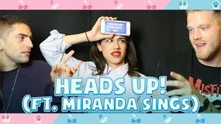 HEADS UP (feat. Miranda Sings)