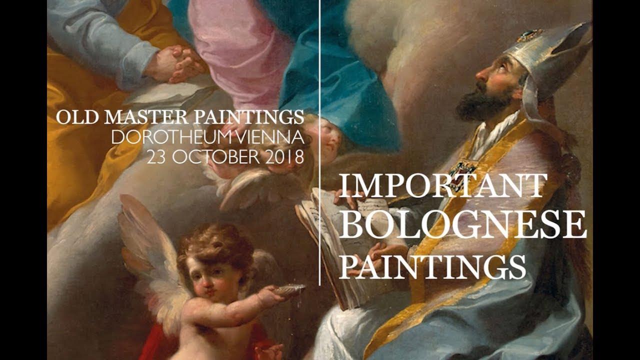 Bolognese School | Alte Meister | 23. Oktober 2018