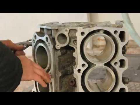 Фото к видео: Сборка kf v6 2.0 mazda 323