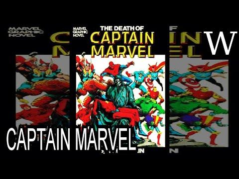 CAPTAIN MARVEL (Mar-Vell) - WikiVidi Documentary